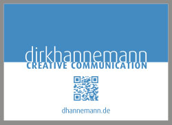 Dirk Hannemann • CREATIVE COMMUNICATION